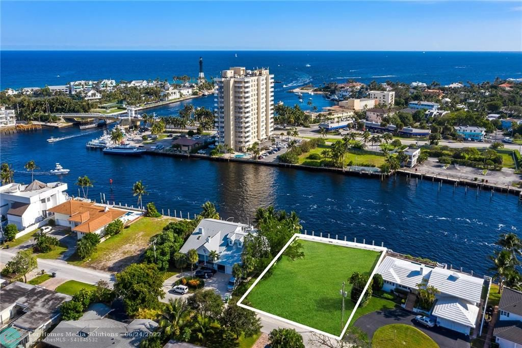 13041 SqFt House In Lighthouse Point