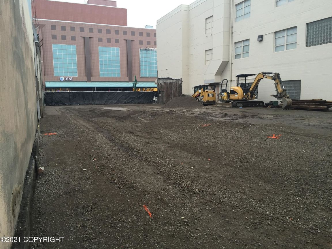 Lot In Downtown Anchorage