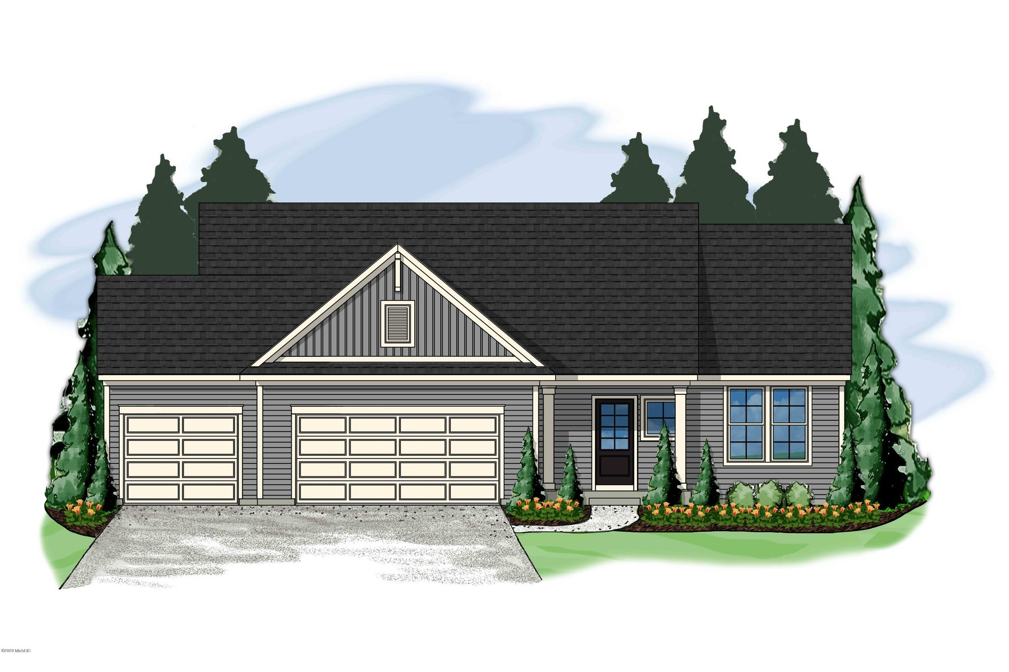 3-Bedroom House In Richland