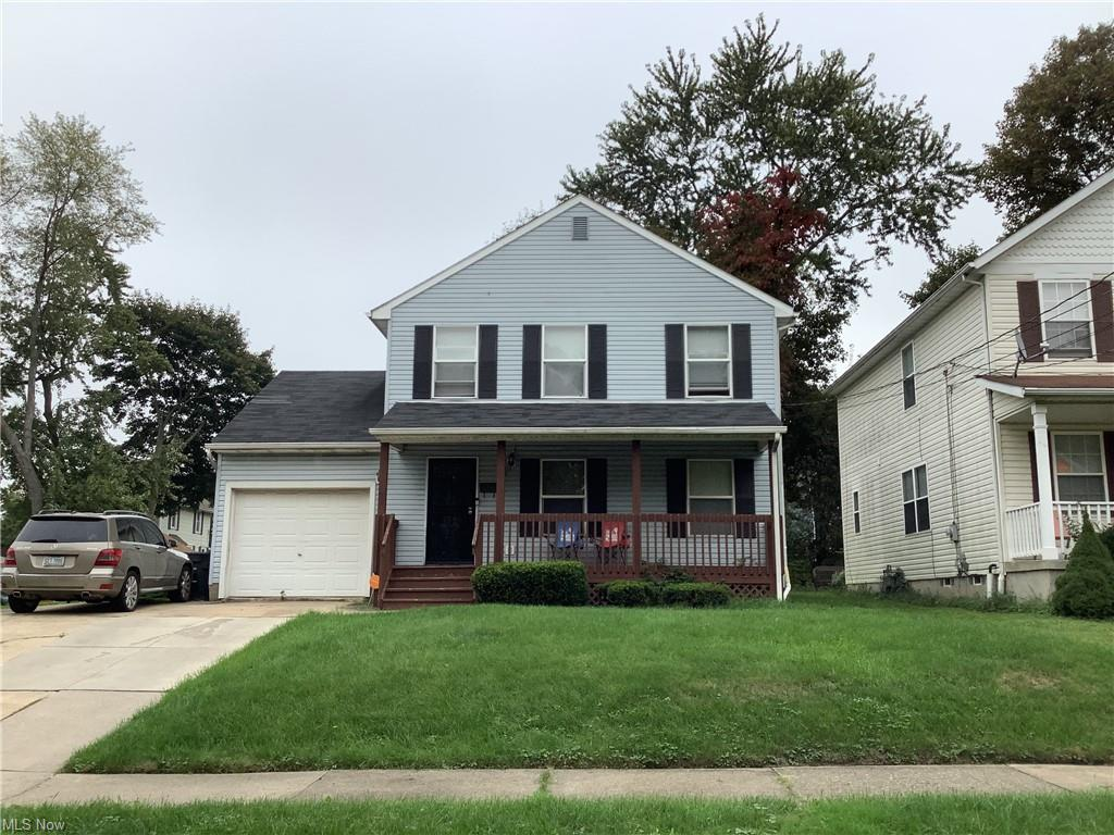 2-Story House In South Akron